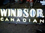 WINDSOR Sign NEON SIGN